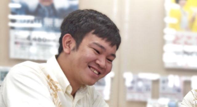 大城 隆一(入社4年目[店長])